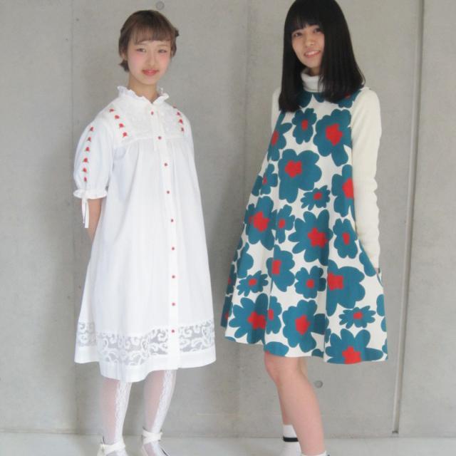 夏の特別企画!おしゃれな服作り体験&ファッションショー