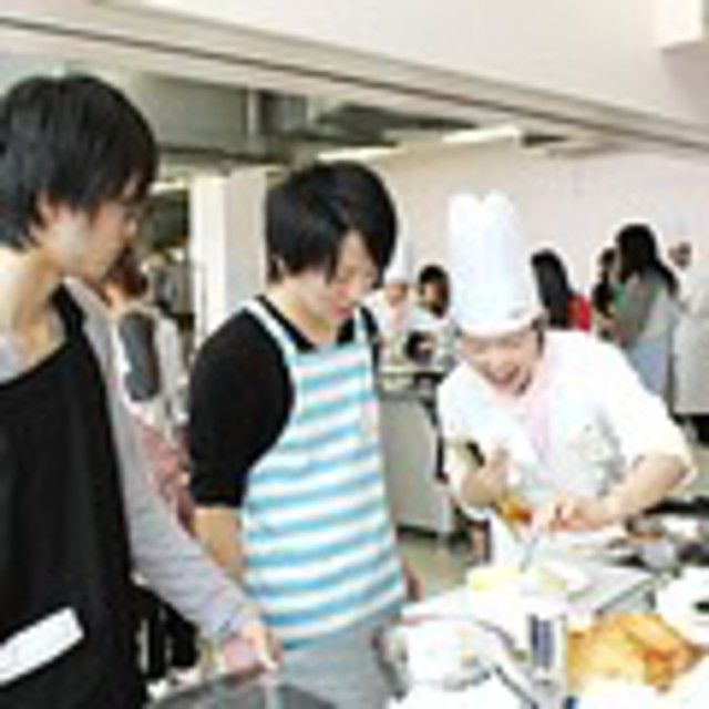 北海道中央調理技術専門学校 【気軽に調理体験】オープンキャンパス3