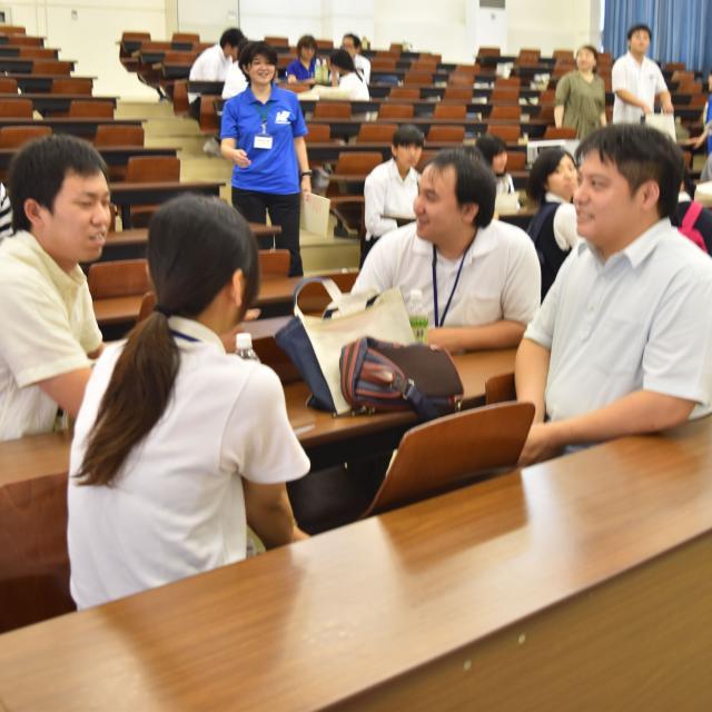 下関看護専門学校 真夏のオープンスクール(簡単ネット予約可)1