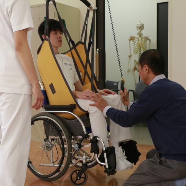 神戸医療福祉専門学校三田校 【作業療法士科】AO入試相談会+体験実習1