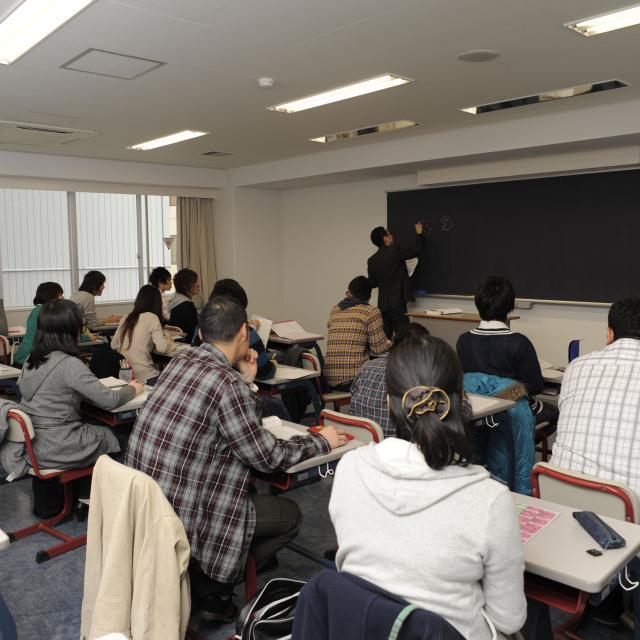 東京医療福祉専門学校 授業見学会(平成30年度)1