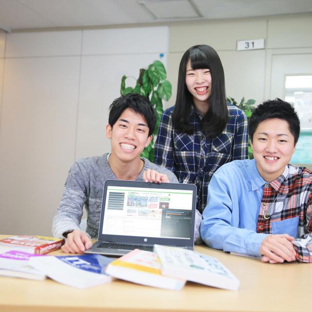 上田情報ビジネス専門学校 最新!プログラム開発体験!【ネットワークエンジニアコース】1