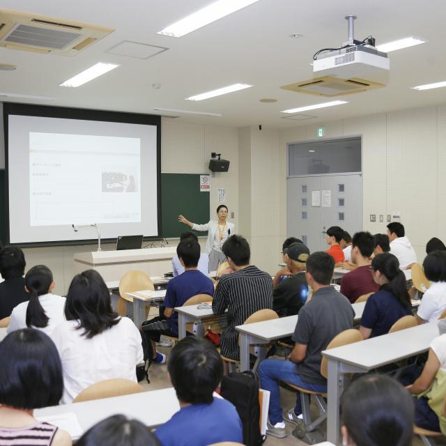愛知東邦大学 プレオープンキャンパス2