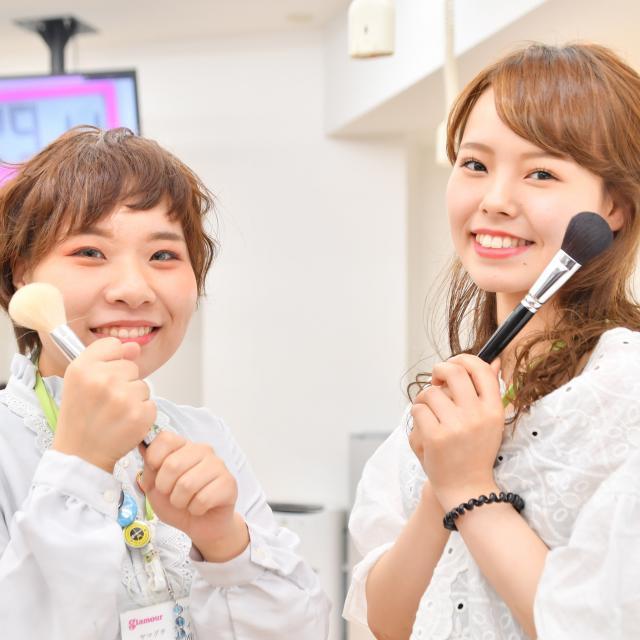 グラムール美容専門学校 メイク・エステ特別実習DAY!【高校生限定】1