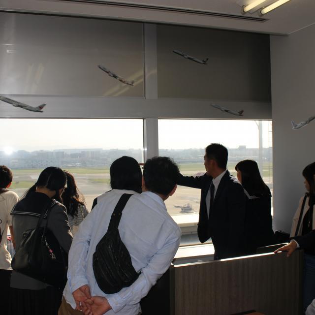 西日本アカデミー航空専門学校 AIRPORT OPEN CAMPUS2
