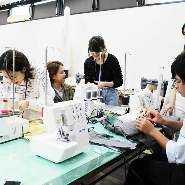 目白ファッション&アートカレッジ ◆来校型◆ミシンを使ったスカートづくりに挑戦!4