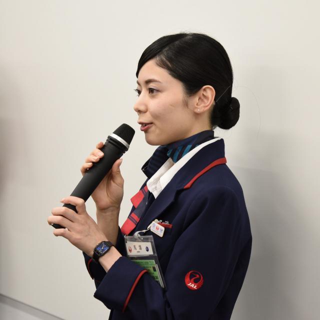 西鉄国際ビジネスカレッジ JAL特集!福岡空港編。JALファン必見のプログラム!1