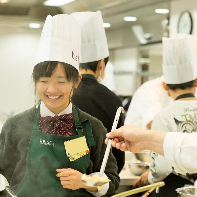 京都調理師専門学校 オープンキャンパス☆西洋料理SP☆3