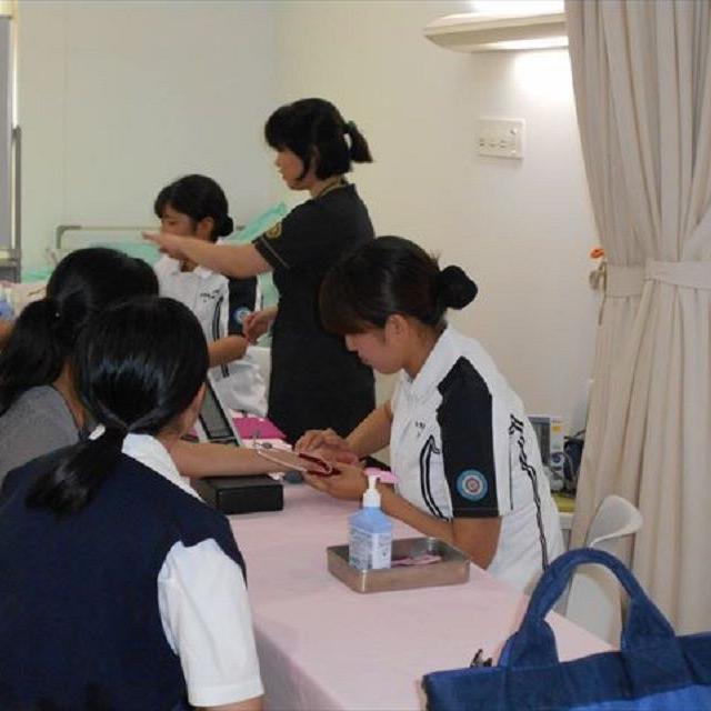 古賀国際看護学院 学院祭とオープンキャンパス同時開催!2