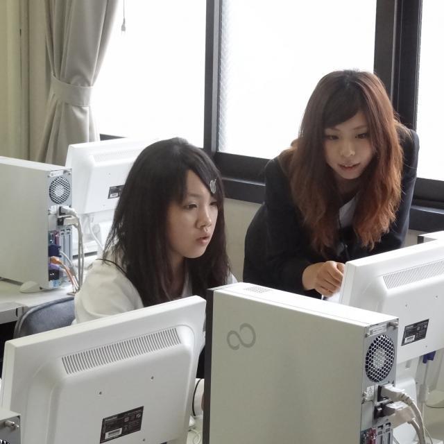 広島YMCA専門学校 【医療事務】医事コンピュータを使ってレセプトを作成してみよう1