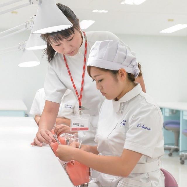 ☆スペシャル体験学習☆(歯科衛生士)
