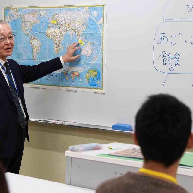 広島外語専門学校 新高校3年生、高校2年生対象 春休みHCFLフェスタ2