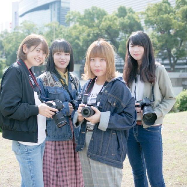 専門学校 名古屋ビジュアルアーツ フォトグラファーになろう!写真学科の体験入学2